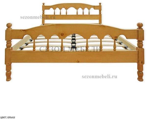 Кровать Капелла (фото, вид 4)