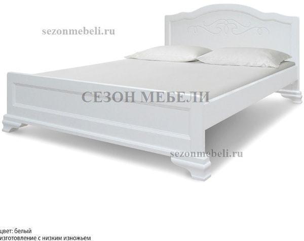 Кровать Солано (фото, вид 3)