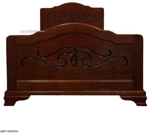 Кровать Солано (фото, вид 6)