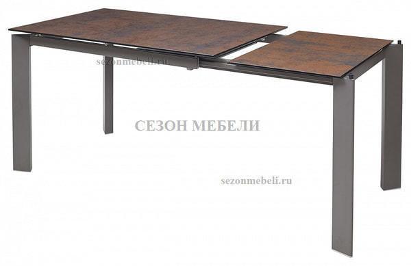 Стол CORNER 120 MOSS/ GREY1 (фото, вид 1)