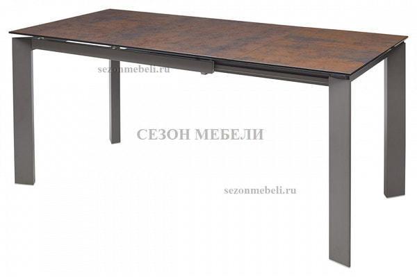 Стол CORNER 120 MOSS/ GREY1 (фото, вид 3)
