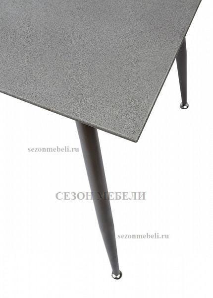 Стол DIRK цвет BTC-F056 бежево-серый (фото, вид 1)
