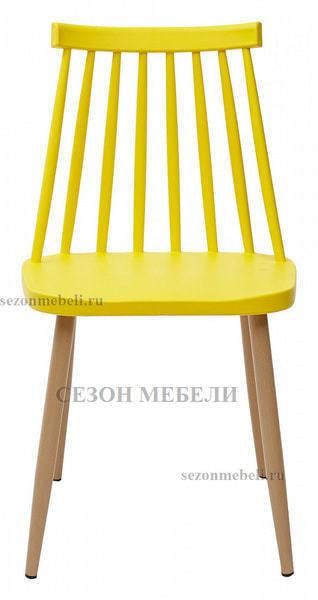 Стул EASEL желтый PP/металл ламинированный (фото, вид 2)