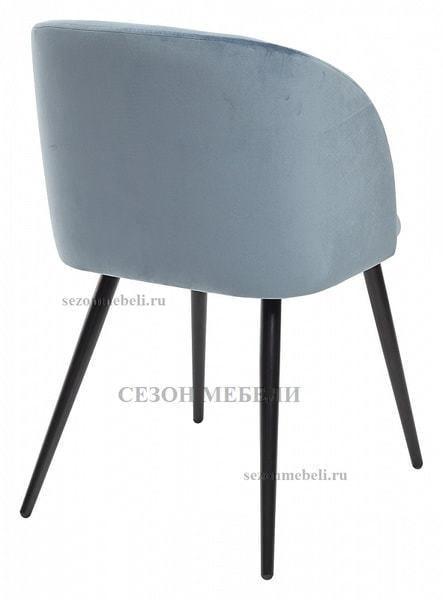 Стул YOKI пудровый синий, велюр G108-56 (фото, вид 2)