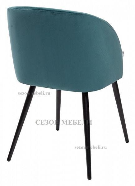 Стул YOKI пудровый зеленый, велюр G108-62 (фото, вид 2)