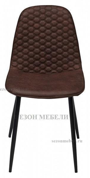 Стул LION PK-03 коричневый, ткань микрофибра (фото, вид 1)