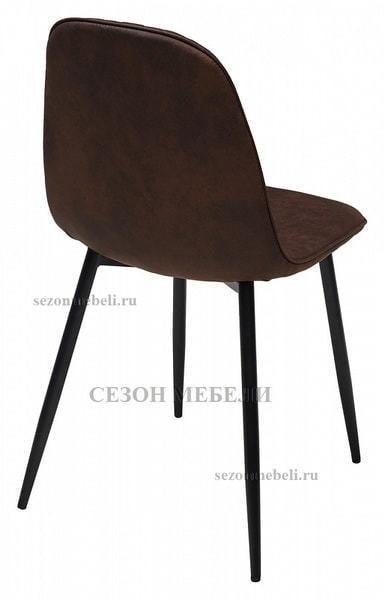 Стул LION PK-03 коричневый, ткань микрофибра (фото, вид 2)