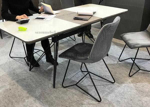 Стол COMPLEX DT780 140 WHITE (фото, вид 3)