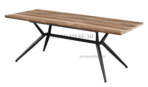 Стол ROOK DT779 160 Grey Oak (фото, вид 1)