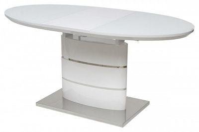 Стол KADET 120 WHITE (фото, вид 1)