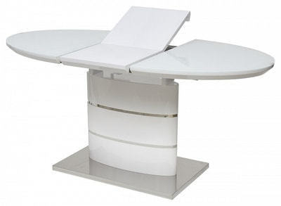 Стол KADET 120 WHITE (фото, вид 2)