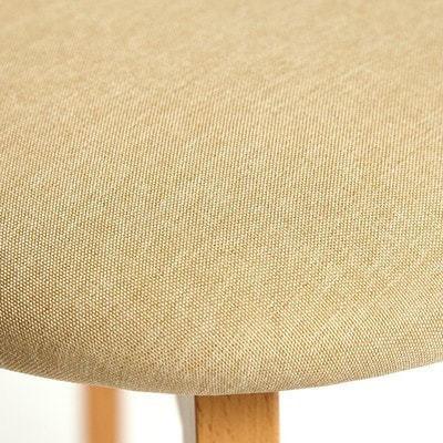 Стул MAXI (Макси) мягкое сиденье/ цвет сиденья - Бежевый (фото, вид 4)