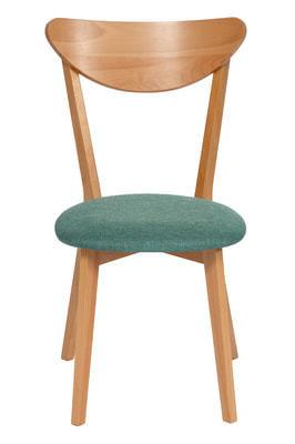 Стул MAXI (Макси) мягкое сиденье/ цвет сиденья - Морская волна (фото, вид 1)