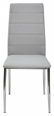 Стул DESERT 603 светло-серый #613 (фото, вид 2)