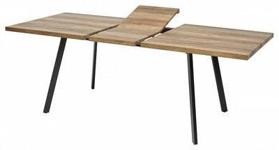 Стол BRICK-2 120 Дуб #31014K (фото, вид 1)