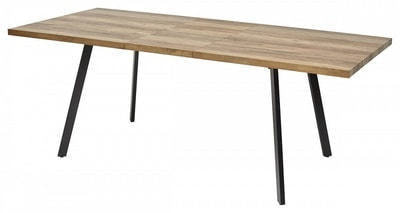 Стол BRICK-2 120 Дуб #31014K (фото, вид 3)