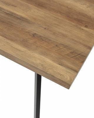 Стол BRICK-2 120 Дуб #31014K (фото, вид 4)