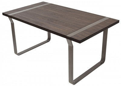 Стол MAXINE 160 шпон (фото, вид 1)