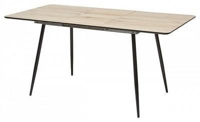 Стол PEPPER #5 дуб сонома / черный каркас (фото, вид 2)