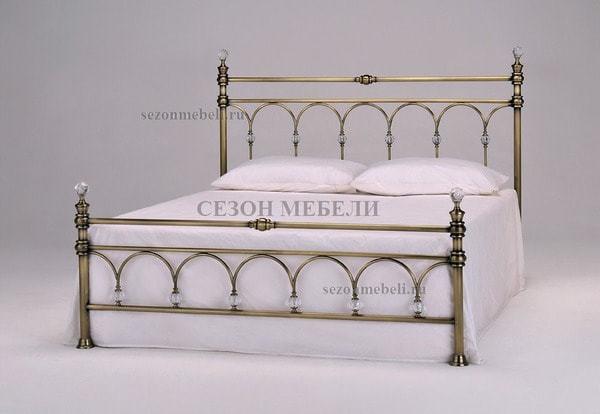 Кровать Windsor (Виндзор) 9801 античная медь (фото, вид 1)