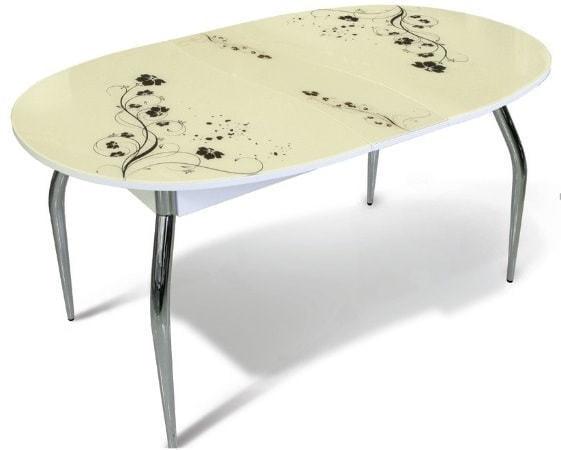 Стол Фелиция бежевый (с микролифтом) (фото, вид 1)