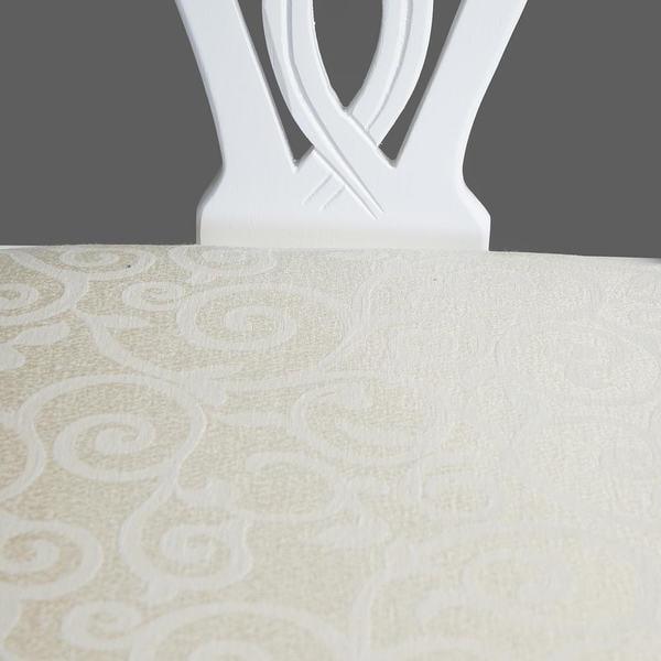 Стул Aphrodite (Афродита) pure white (белый) (фото, вид 4)