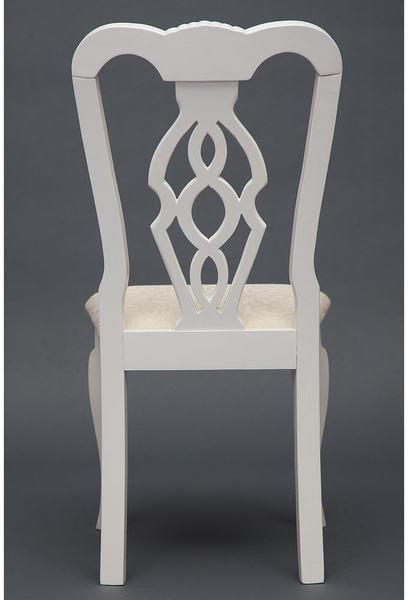 Стул Aphrodite (Афродита) ivory white (слоновая кость) (фото, вид 2)