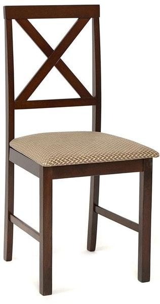 Обеденная группа Хадсон (стол + 4 стула)/ Hudson Dining Set (темный орех) (фото, вид 3)