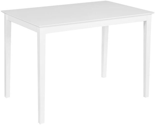 Обеденная группа Хадсон (стол + 4 стула)/ Hudson Dining Set (белый) (фото, вид 2)