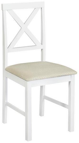 Обеденная группа Хадсон (стол + 4 стула)/ Hudson Dining Set (белый) (фото, вид 3)