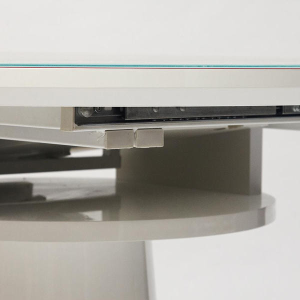 Стол Solara (mod. 01) Белый (фото, вид 3)