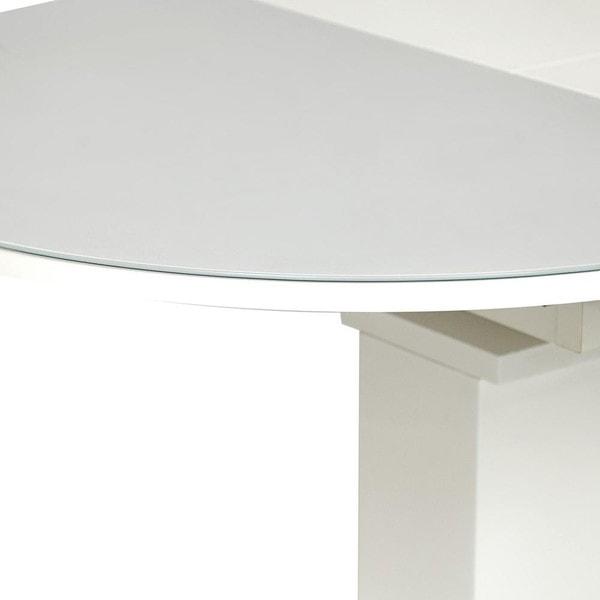 Стол Cosmos (mod. EDT-HE14) Белый (фото, вид 2)