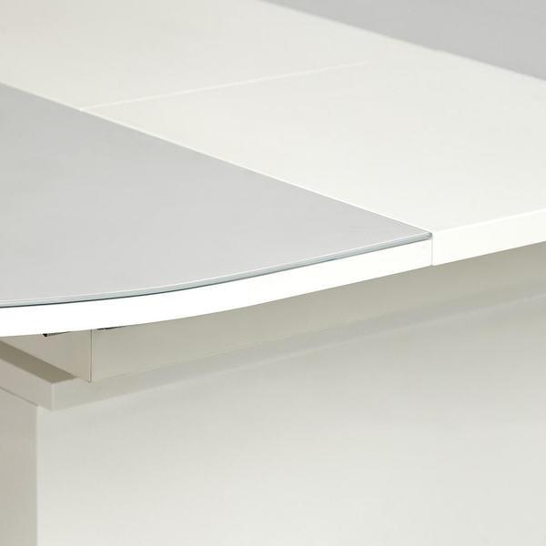 Стол Cosmos (mod. EDT-HE14) Белый (фото, вид 4)