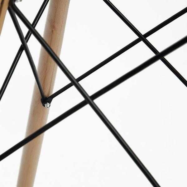 Стол Cindy Glass (mod.90GLASS) Прозрачный (фото, вид 1)