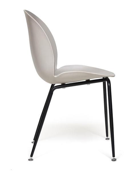 Стул Secret De Maison Beetle Chair (mod. 70) Серый (фото, вид 1)