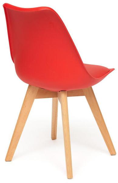 Стул Secret De Maison Tulip (mod. 73) Красный (фото, вид 1)
