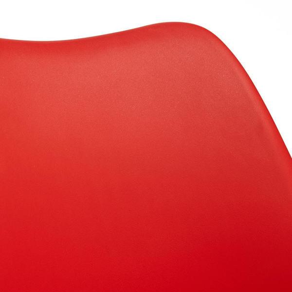 Стул Secret De Maison Tulip (mod. 73) Красный (фото, вид 2)
