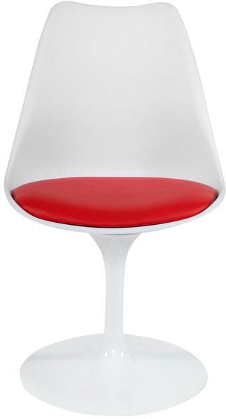 Стул Tulip Fashion Chair (mod. 109) Белый (фото, вид 1)
