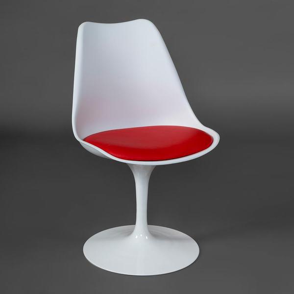 Стул Tulip Fashion Chair (mod. 109) Белый (фото, вид 3)