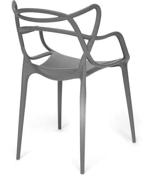 Стул Secret De Maison Cat Chair (mod. 028) Серый (фото, вид 1)