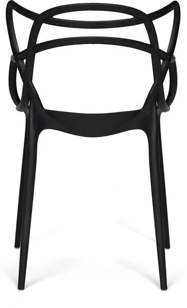 Стул Secret De Maison Cat Chair (mod. 028) Черный (фото, вид 3)