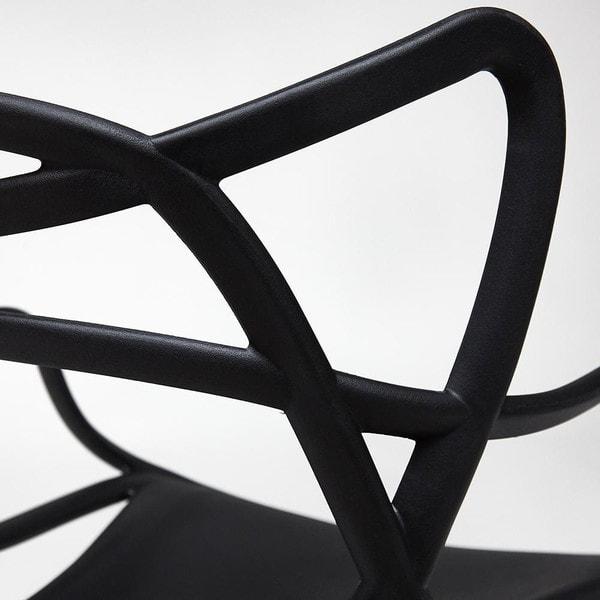 Стул Secret De Maison Cat Chair (mod. 028) Черный (фото, вид 5)