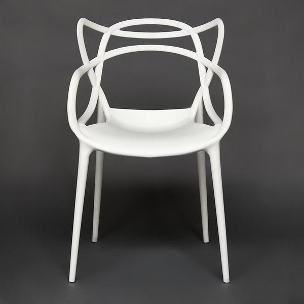 Стул Secret De Maison Cat Chair (mod. 028) Белый (фото, вид 2)