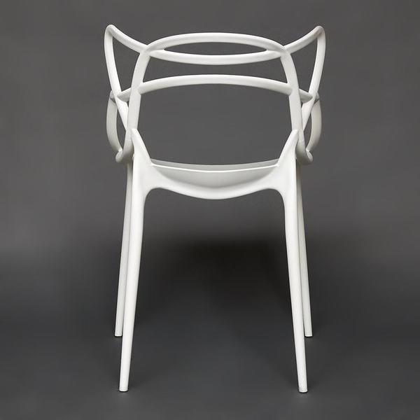 Стул Secret De Maison Cat Chair (mod. 028) Белый (фото, вид 4)