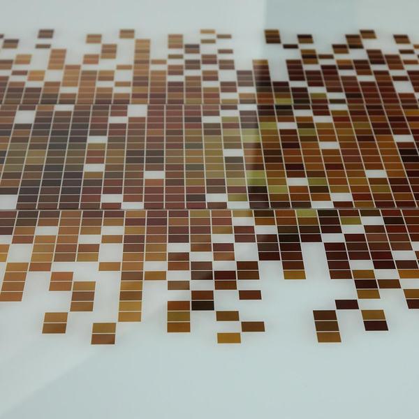 Стол Marmaris (mod. 18) (бело-коричневый узор) (фото, вид 7)