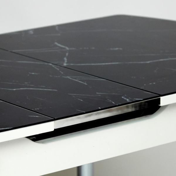 Стол Marmaris (mod. 18) (черный мрамор) (фото, вид 4)