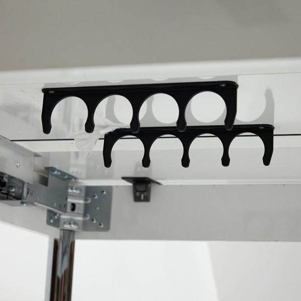 Стол Marmaris (mod. 18) (черный мрамор) (фото, вид 8)