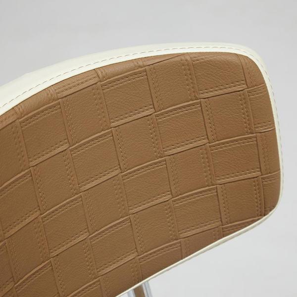 Стул Ula (mod. 184) коричневый (фото, вид 5)