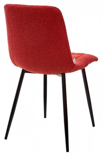 Стул DUBLIN TRF-04 красный, ткань (фото, вид 1)