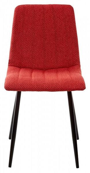 Стул DUBLIN TRF-04 красный, ткань (фото, вид 2)